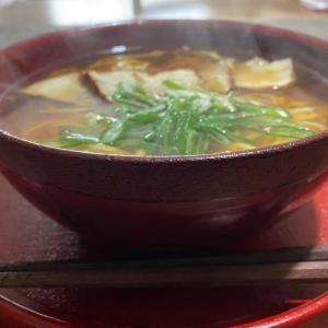 マルちゃん正麺醤油味 !