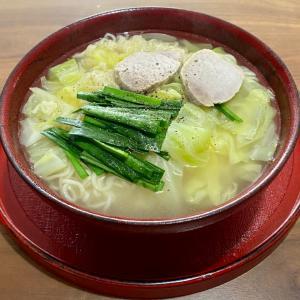 イトメンのチャンポン麺