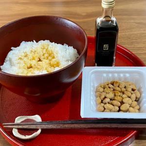 トリュフ醤油で卵かけご飯  (o´ρ`o)うまかー