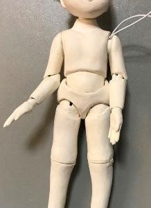 続 : 自立する球体人形を目指して製作中!