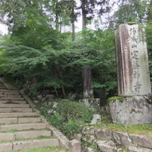 木曽、中山道の禅寺