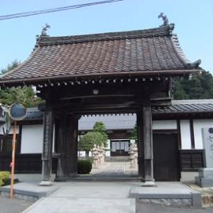 見事な七堂伽藍の残る古寺