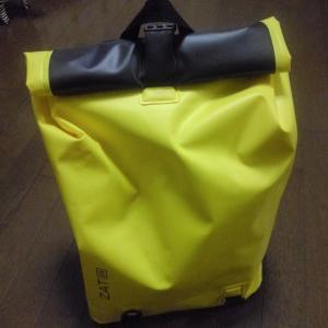 ワークマンで買った防水バッグがウェーダー入れにぴったり