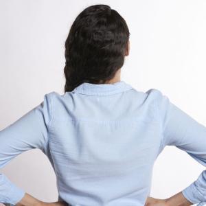 股関節炎のあとは腰痛で苦しむ