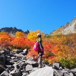 10/9~11 涸沢~横尾山荘 5
