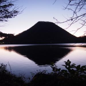 11/5 榛名湖 「ダイヤモンド榛名富士」を見よう!