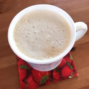 バターコーヒー始めました。
