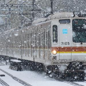 おかげさまで70万PV到達 東京メトロ7000系