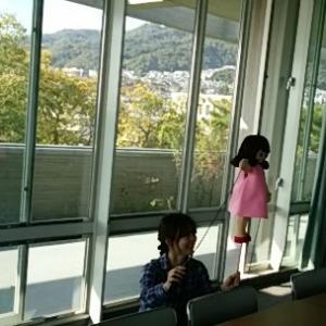 「道しるべ絵本劇場」リハーサルで新キャラ登場☆