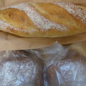 患者さまからハウネベーヤーのパンをいただきました!