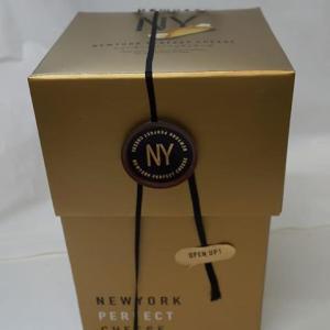 患者さまから「ニューヨークパーフェクトチーズ」のラングドシャをいただきました!