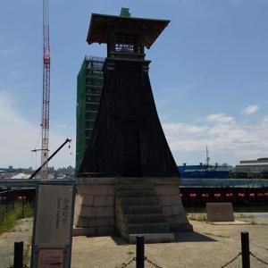 今津灯台@西宮に行ってきました! 〜現役の航路標識として使われている灯台としては日本最古〜