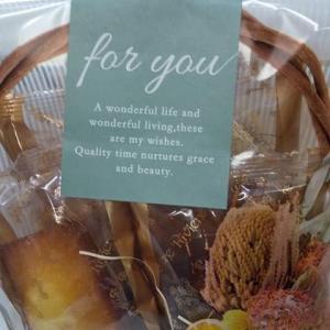 患者さまからリビエール@武庫之荘の焼菓子詰め合わせをいただきました!