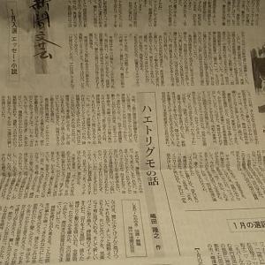 神戸新聞文芸、落選しました。 〜また落ちたか本木晋平〜