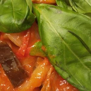 イタリア・ナポリの郷土料理「 チャンフォッタ CIANFOTTA」を作りました!〜夏野菜フェス〜