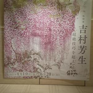 特別展「吉村芳生~超絶技巧を超えて~」@神戸ファッション美術館に行ってきました!