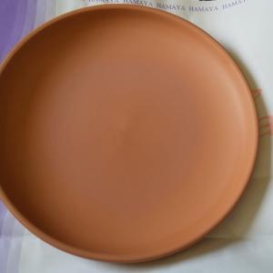 仏具屋さんで「ほうろく皿」6寸を購入!
