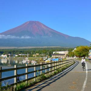 パノラマ台から富士山!