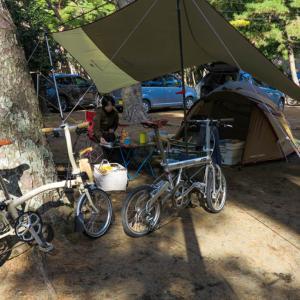 大洗あんこう祭前日はキャンプ