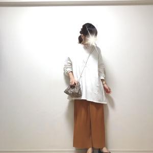 【UNIQLO】即決した500円ボトムス+ゆったり可愛いトップス