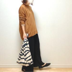 【UNIQLO】週2着ているお気に入りアイテム+2色買いしたワンコインニット