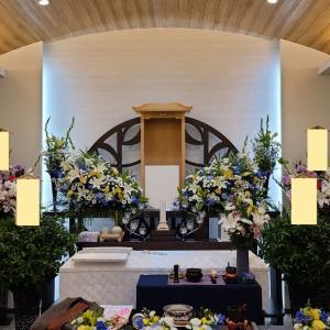 693.学会 友人葬の施行