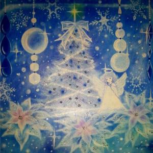 クリスマス作品ワークショップ