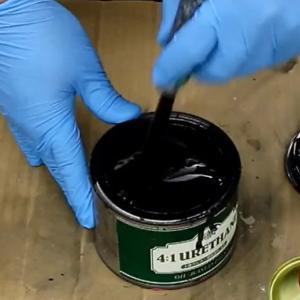 2液ウレタンを塗装したら艶が出た〓原因と対処法をご紹介!〓
