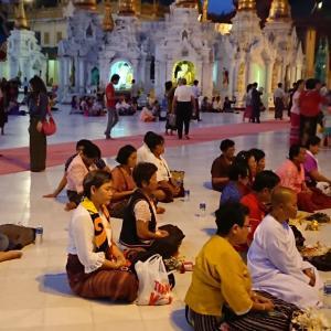 慈悲の瞑想 Metta sutta 慈しみの経