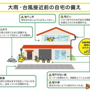 台風19号対策について