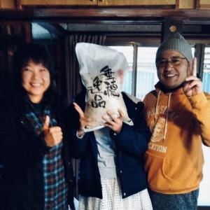 フードバンクISE通信 シングルマザーへお米を支援!!