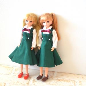 グリーンの制服もお作りしました!本日夜20時に販売開始いたします/まんまとラグビーロスになっています