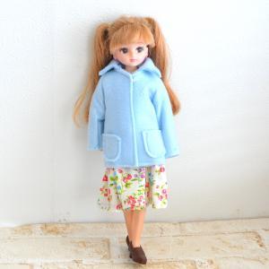 フェルト製のコートをお作りしました!/ブログの総訪問者数が100万人を超えました!