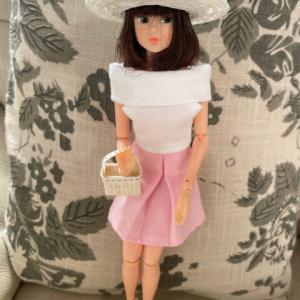 爽やかなmomokoさんの写真を見せていただきました!