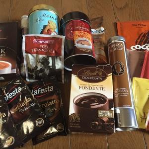 ココア?ホットチョコレートが、まだまだマイナーな飲み物なのは日本だけ?