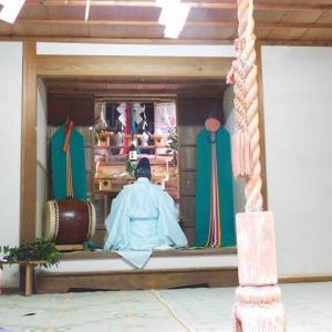 聖神社夏祭り