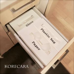 || やっぱり最高『セリアの真っ白収納グッズ』♪ キッチンのあんなのもこんなのも入れてみた ||