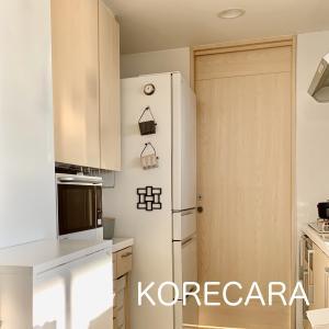 || 『ダイソーのブックスタンド』がナイスな形!キッチンの収納をシャキーンと解決 ||