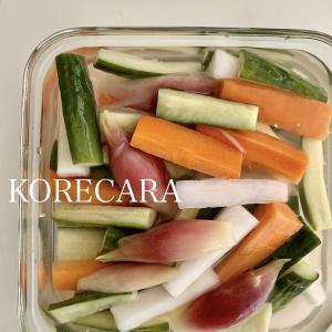    今週のまとめて料理♪  夏バテ対策&抗菌に!捨てちゃいそうな副産物でつくる副菜   