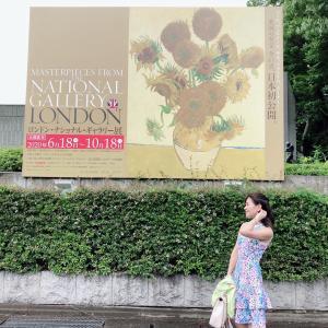 【注・18禁♡】これが大人の美術館の楽しみ方/ロンドンナショナルギャラリー展
