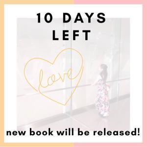 【あと10日】2冊目の本がリリース決定!!