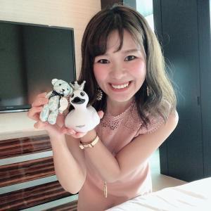 コンラッド東京で迎える結婚記念日と誕生日♡
