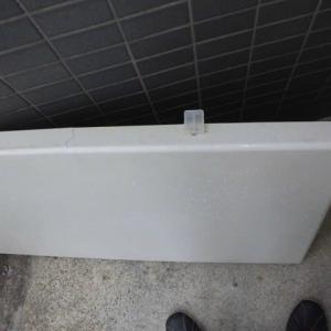 千葉県市川市 松下電工浴槽エプロン GD45154 エプロン破損