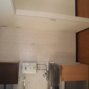 千葉県市川市 キッチンパネル 冷蔵庫裏 ほこり 焼け