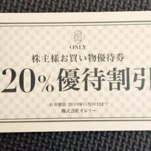 【高配当!利回り5%超&8万円台の8月優待券♪】