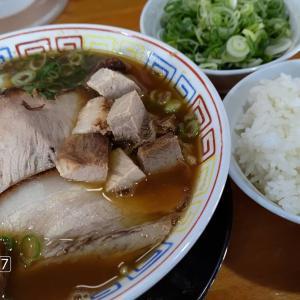 長尾中華で煮干しをで楽しんだ!