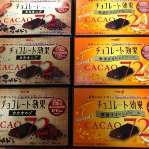 チョコレート効果(東京、明大前安心の美容電気脱毛サロンアンヴィー)