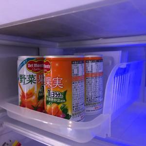 冷蔵庫収納に便利なセリアのラック♪