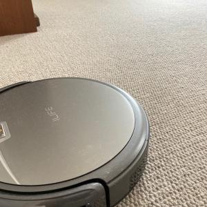 お掃除ロボットがついに我が家にもやってきました~~~♪