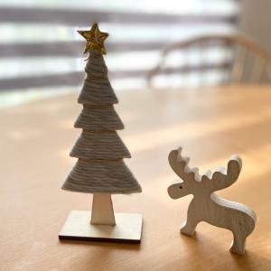 セリアで買った可愛いクリスマス用品♪